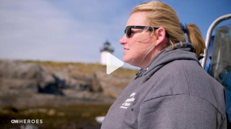 Click to watch CNN's inspiring story on Lynda's critical work!